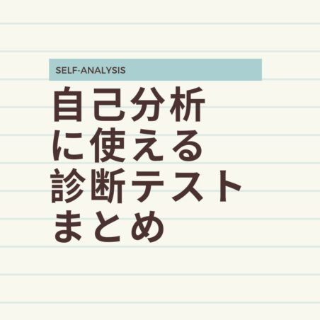 self-analysis